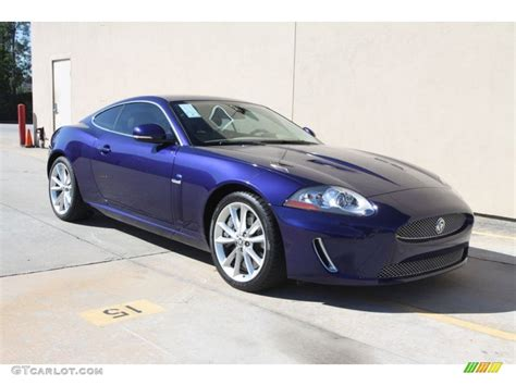 jaguar xk blue 2011 spectrum blue metallic jaguar xk xkr coupe 56013727