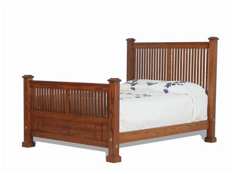 mission bed mission amish beds amish bed dutchcrafters