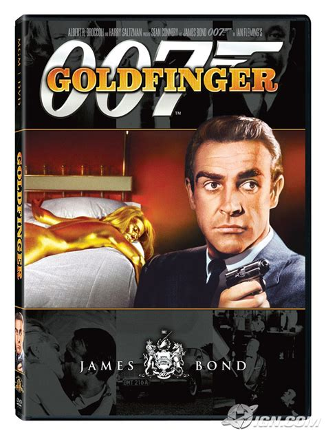 goldfinger james bond 007 james bond 007 goldfinger pictures photos images ign