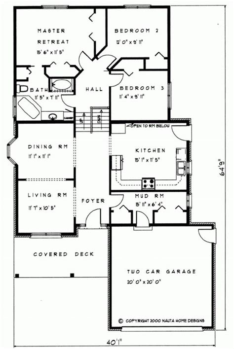 backsplit floor plans 87 best ideas about house plans on pinterest french