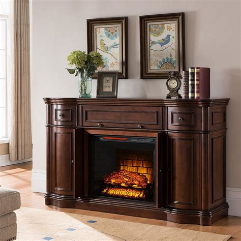 garth pull chain transitional bronze floor l tv table with fireplace 100 images bobs furniture tv