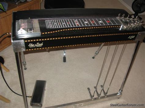 Sho Black Metal the steel guitar forum view topic black lacquer pedal