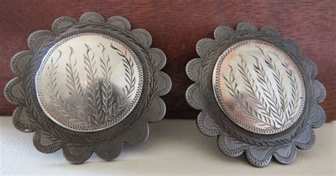 Handmade Conchos - 1000 images about handmade cowboy hardware conchos