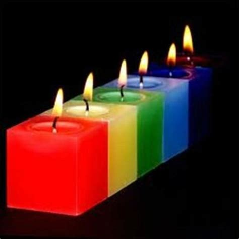 colorful candles 34 best colorful candles images on chandeliers