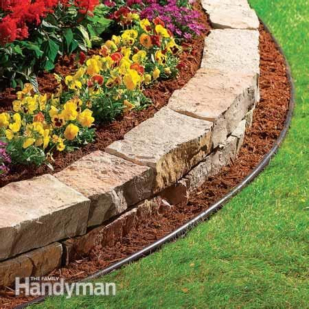 garden bed edging concrete edging garden edging ideas