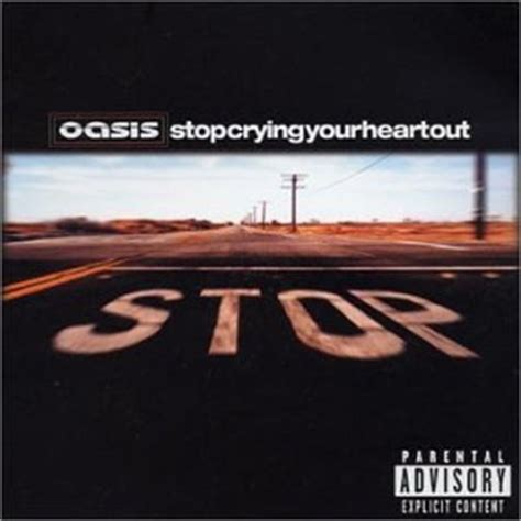 oasis stop crying your heart out official video youtube oasis stop crying your heart out amazon com music