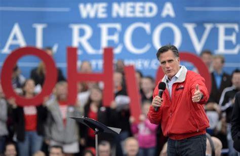 fue dayton ohio romney busca salvar su candidatura con una gira por ohio