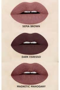 lipstick colors for brown skin best 25 brown liquid lipstick ideas on nyx