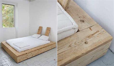 Japanisches Schlafzimmer Selber Machen by Bett Selber Bauen F 252 R Ein Individuelles Schlafzimmer