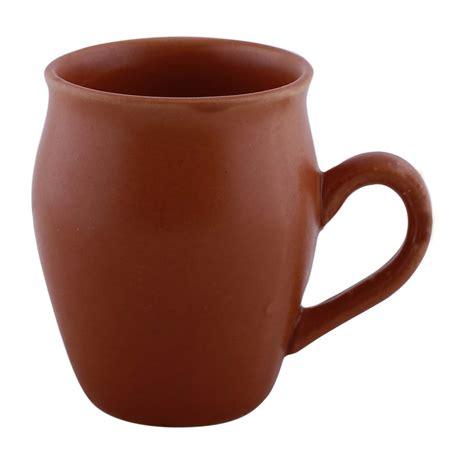 ceramic bulk bulk set of 6 ceramic cups in brown in color