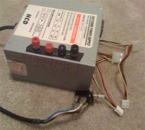 bench top power supply the linux blog 187 homemade bench top power supply