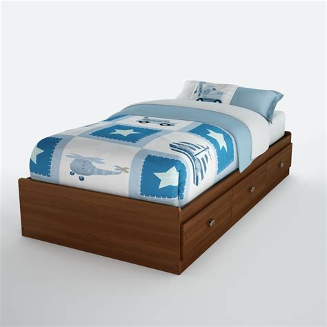 Tween Beds by South Shore Willow Mates Bed 39 Quot By Oj Commerce 199 99