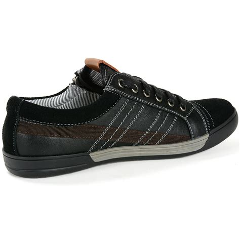 mens shoes comfort alpine swiss valon mens fashion sneakers low top dress or