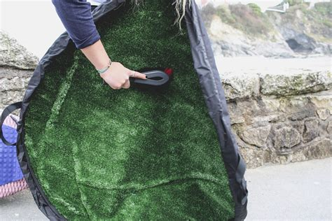 Surf Grass Mats by Northcore Launches The Grass Changing Mat Northcore