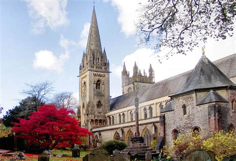 Interior Sites by Llandaff Cathedral Visit Cardiff