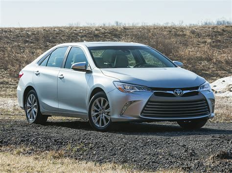 2015 Toyota Camry Price Photos Reviews Features