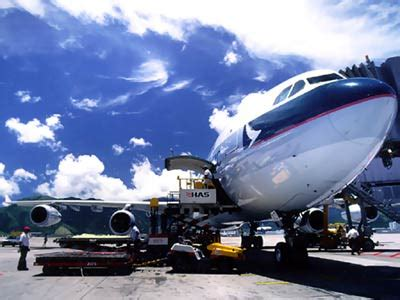 passenger airline freight  airline freight works