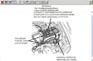 2004 mazda 6 stalling engine performance problem 2004