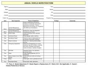 preventive maintenance form template free vehicle maintenance form template car maintenance