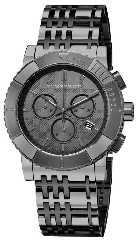 burberry chronograph trench chronograph s model