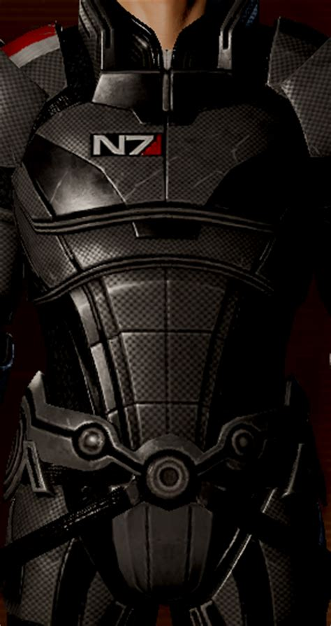 capacitor chestplate mass effect 2 shieldharness