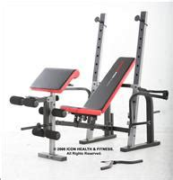 weider 215 bench lonsdale weight training equipment