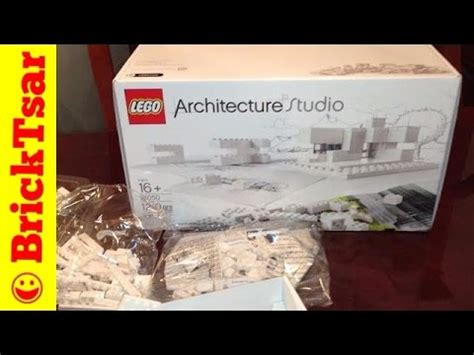 The Lego Architect Ebooke Book lego 21050 architecture studio new from 2013 with book 1210 pieces