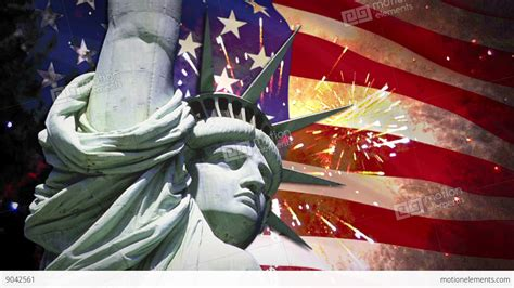 statue of liberty and flag statue of liberty fireworks flag pixshark com