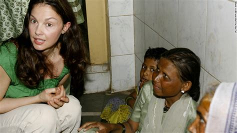 Judd In India by Clooney Clinton And Useless Soft Outrage Cnn