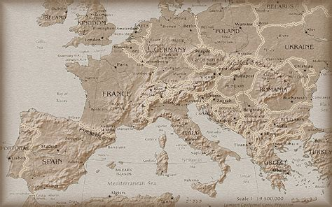 classic european wallpaper 2560x1600 europe old map desktop pc and mac wallpaper