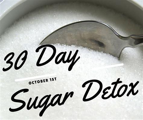 The 30 Day Sugar Detox by 30 Day Sugar Detox Challenge