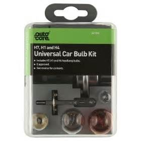 Car Light Bulbs Tesco Auto Care Universal Car Bulb Kit 163 3 Asda Hotukdeals