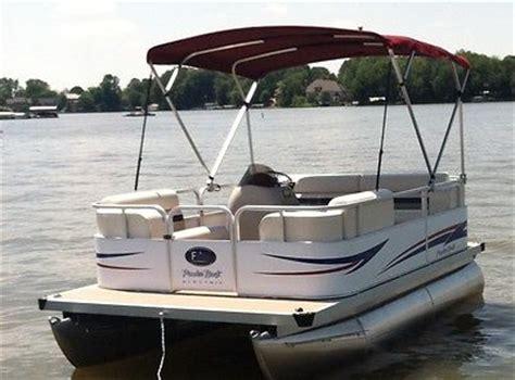 pontoon boats springfield ohio 2015 ponder mini pontoon cruising fishing deck party