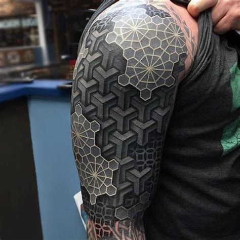 3d zahlen tattoo 100 white ink tattoos for men cool colorless design