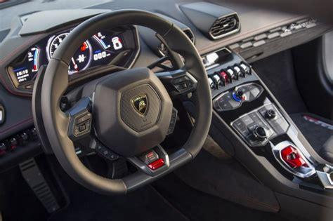 Lamborghini And Lamborghini Manuals Are History And Dual Clutch Looks