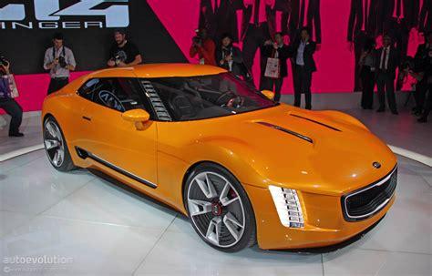 Kia Gt Concept 2016 Kia Gt4 Concept Release Date Price And Specs