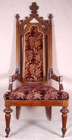 gothic victorian furniture gothic revival chair victorian edwardian goodies