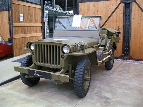 Jeep Willys 1944 Willys Jeep 1944 Flickr Photo