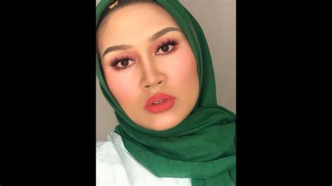 Eyeshadow Coklat mua hayarahim sweet semanis coklat makeup tutorial