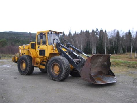 volvo l90 wheel loader from for sale at truck1 id