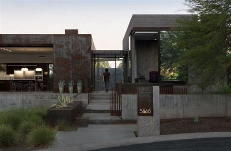 modern arizona home design iroonie