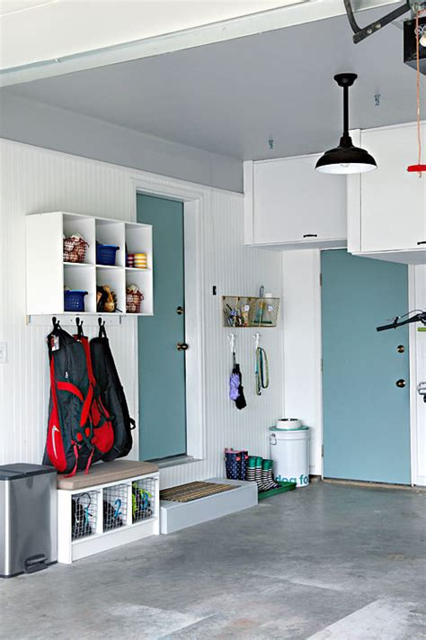 garage makeover garage makeover projects decorating your small space