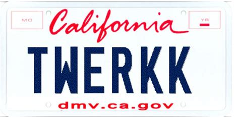Ca Dmv Vanity Plate by Rude For The Road Dmv Cleans Up Vanity Plates Sfgate