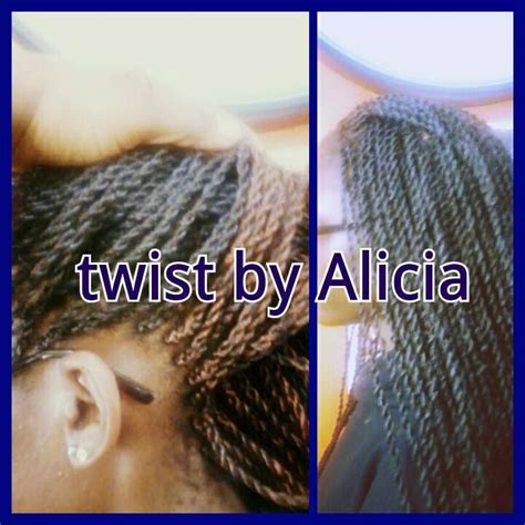 segelese twist with two tone color the gallery for gt two tone senegalese twists
