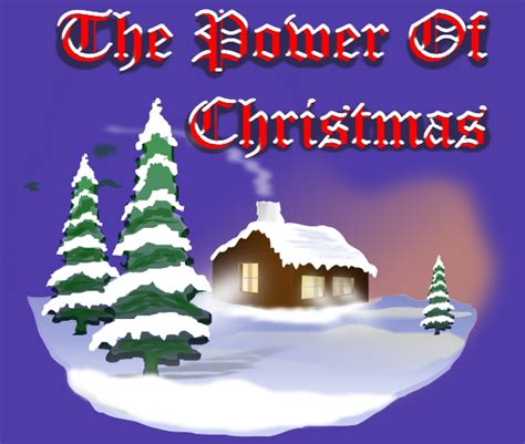 the power of christmas