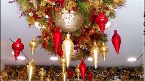decoracion arboles de navidad burica 2016 decoracion navide 241 a hoteles centros comerciales y negocios