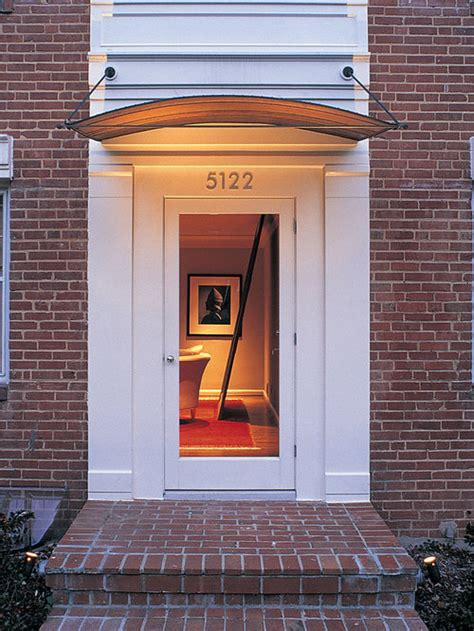 How To Build A Canopy Over Front Door