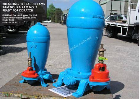 new 2013 billabong ram billabong hydraul water rams sale