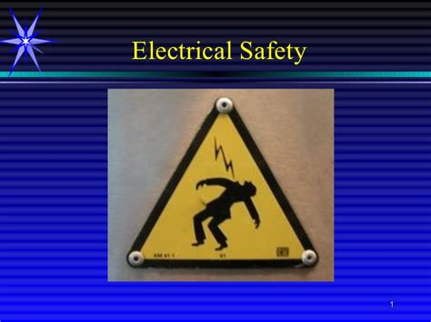 Electrical Safety 1 electrical safety new