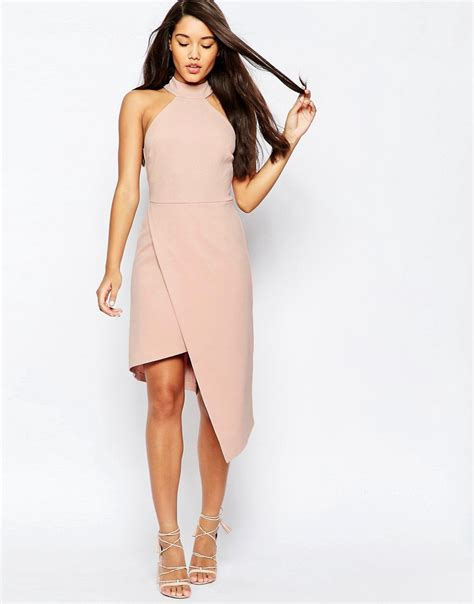Dress Asymetric style trend asymmetrical shopswell